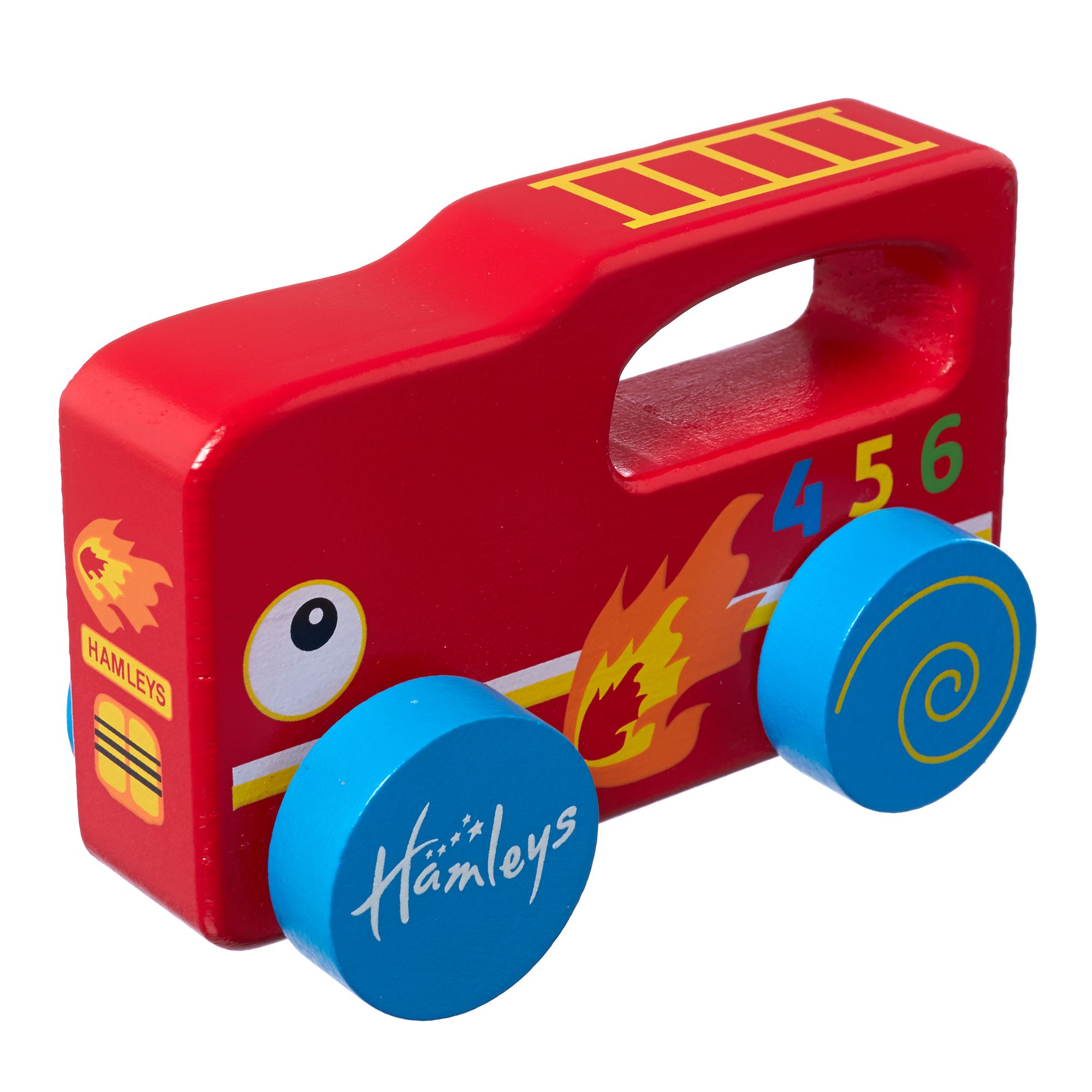 Hamleys Freddie The Fire Engine