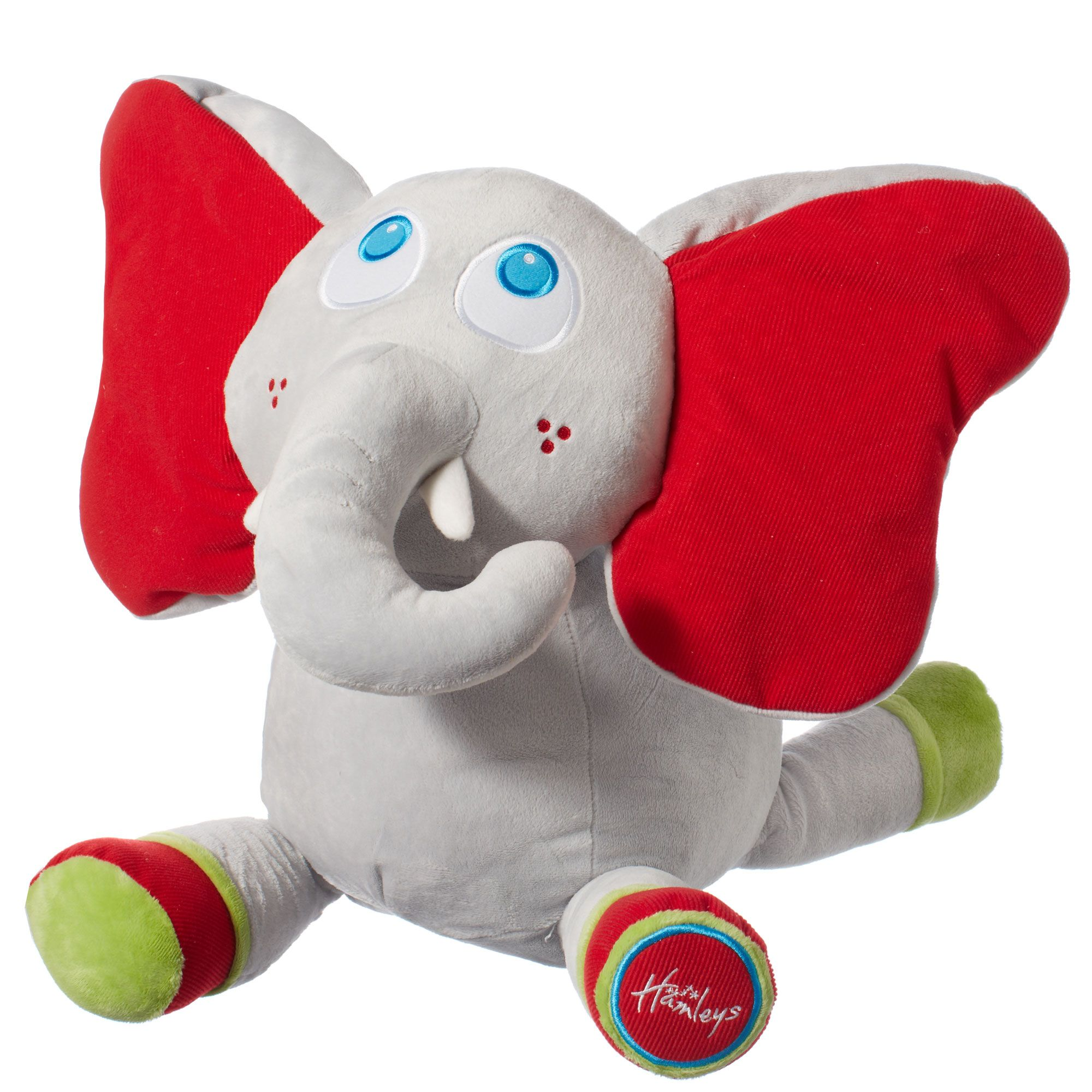 Hamleys Large Elephant Beanie