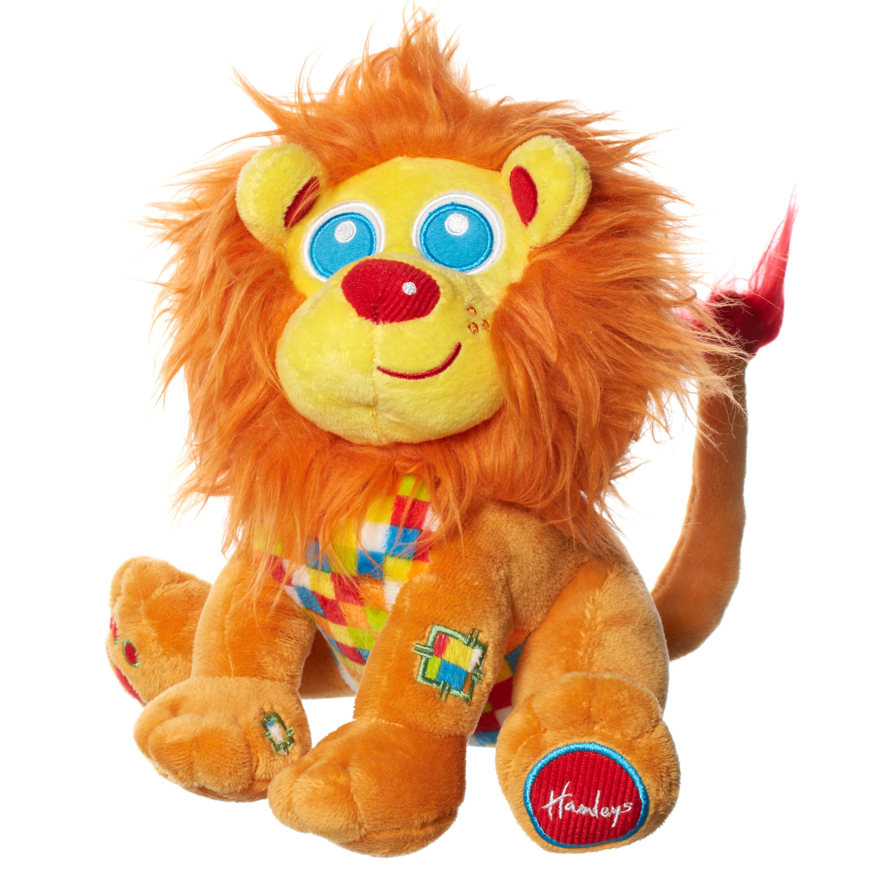 Hamleys Small Lion Beanie