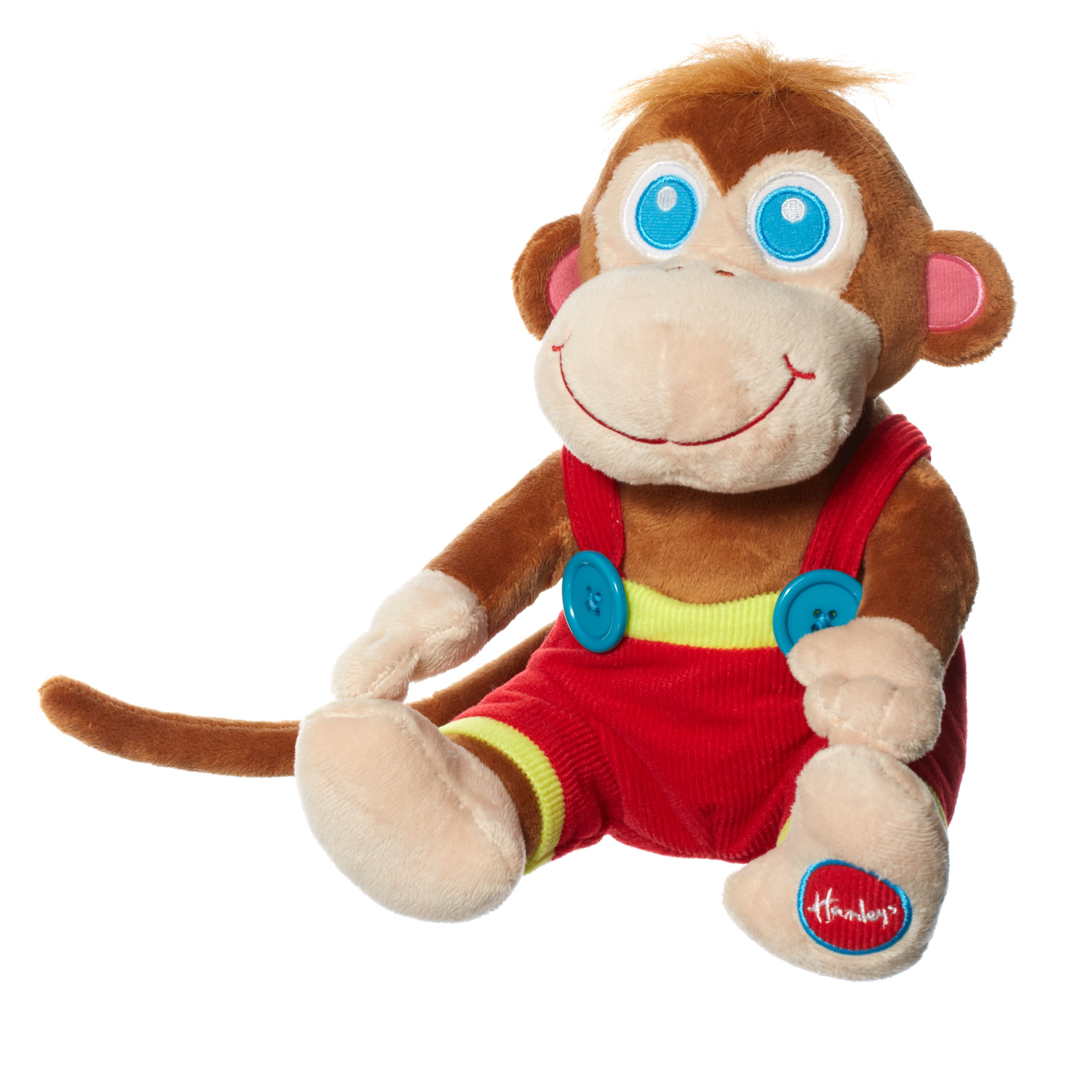 Hamleys Small Monkey Beanie