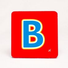 Hamleys Wooden Letter  B