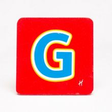 Hamleys Wooden Letter G