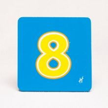 Hamleys Hamleys Wooden Number 8
