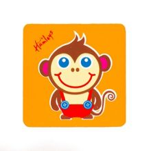 Hamleys Hamleys Wooden Monkey Plaque