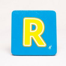 Hamleys Wooden Letter R