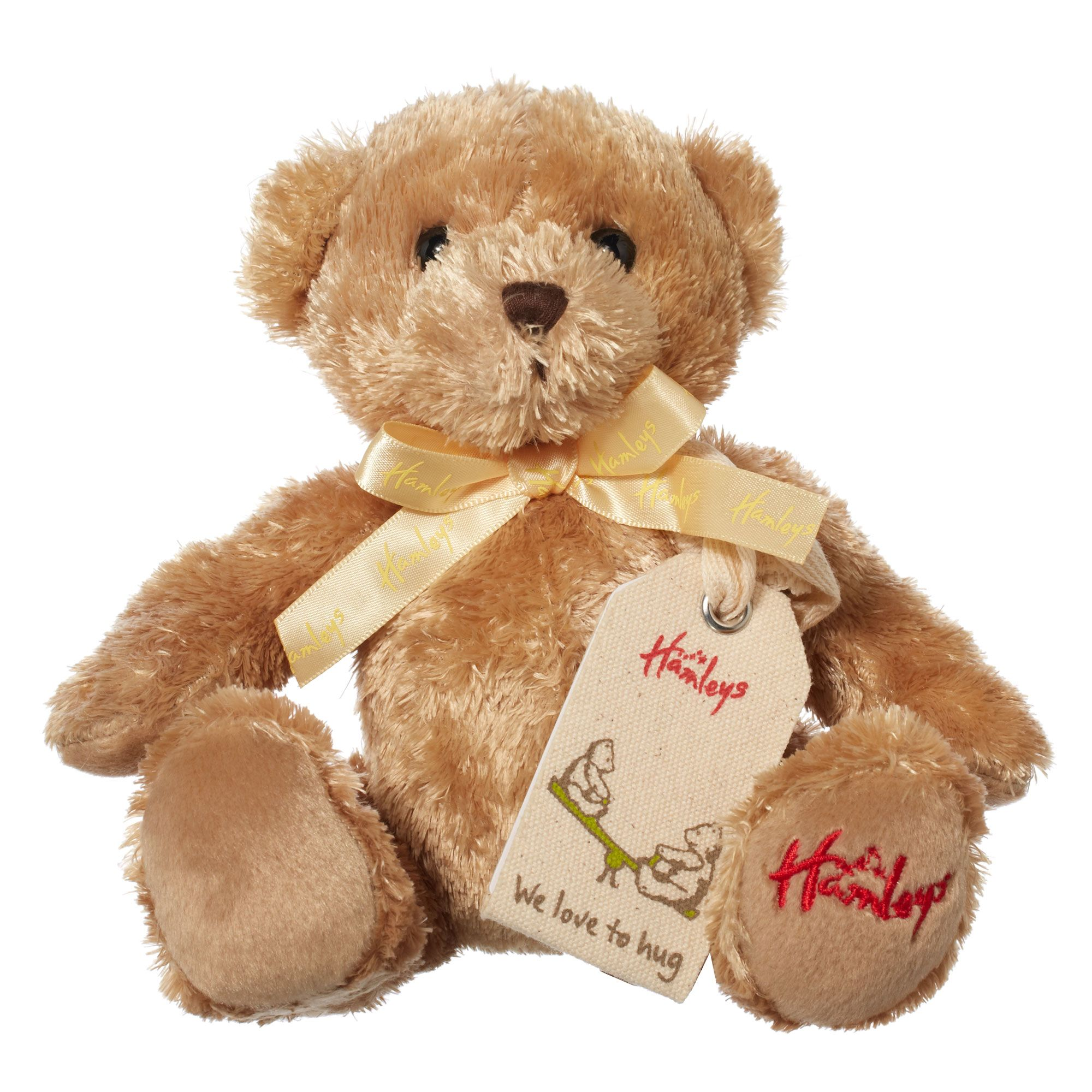 Hamleys Waffles  Bear