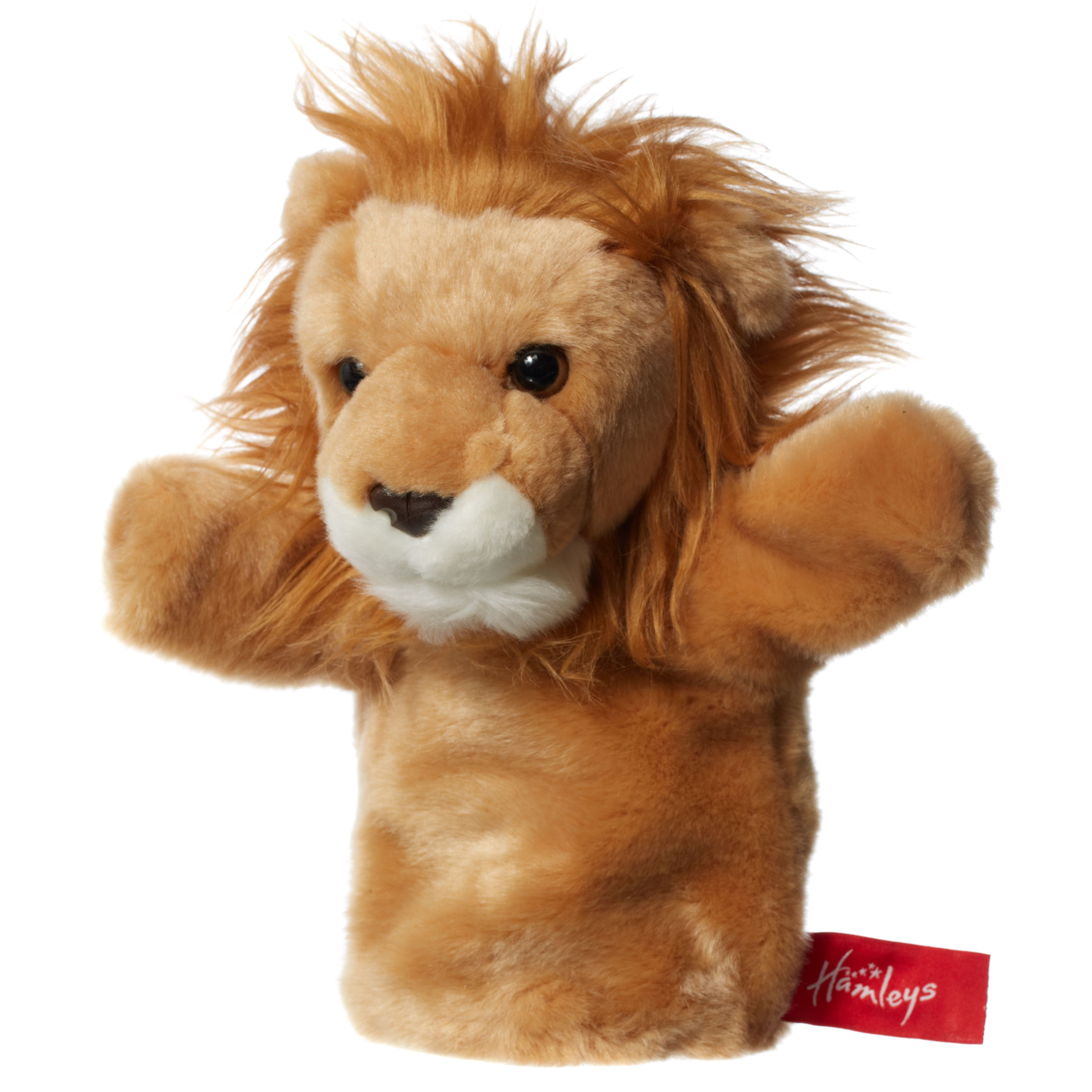 Hamleys Lion Hand Puppet