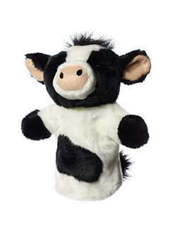 Hamleys Cow Hand Puppet