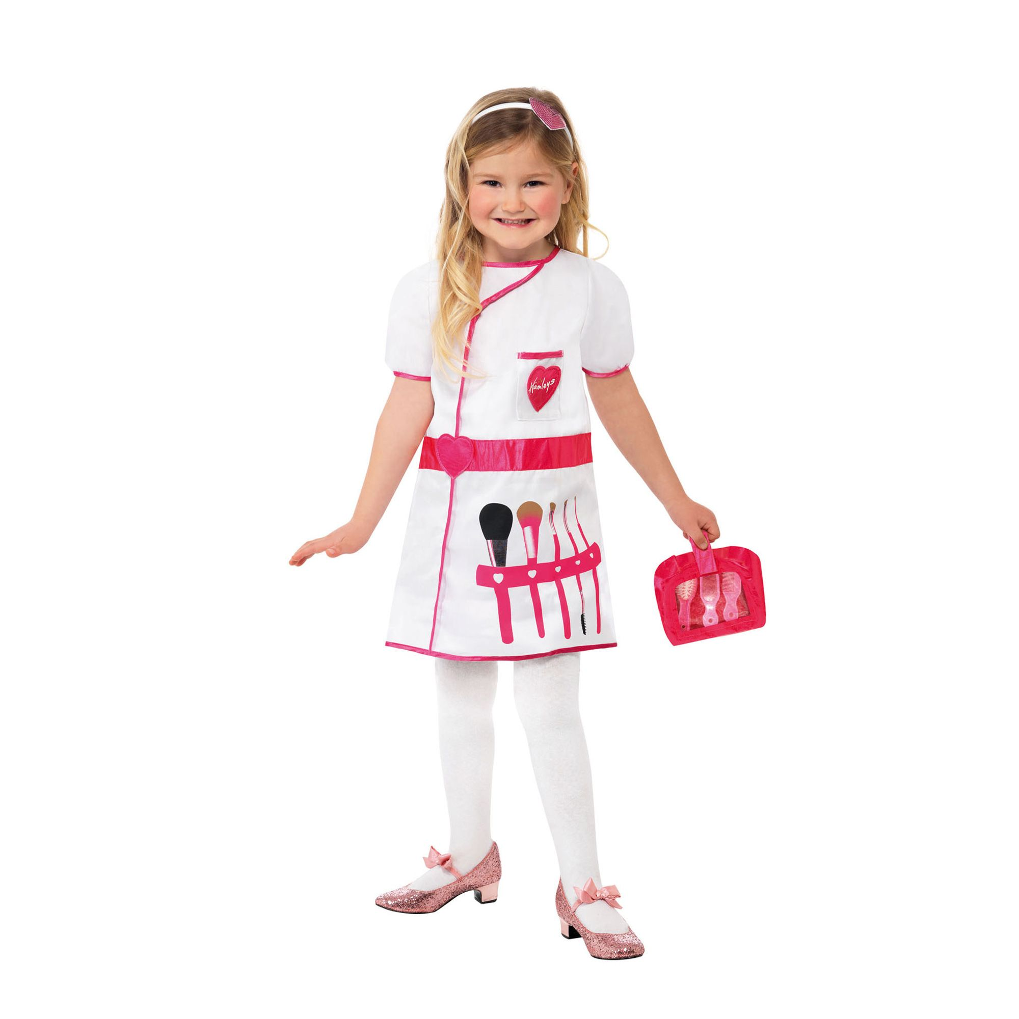 Hamleys Beautician Costume 7-9 Years