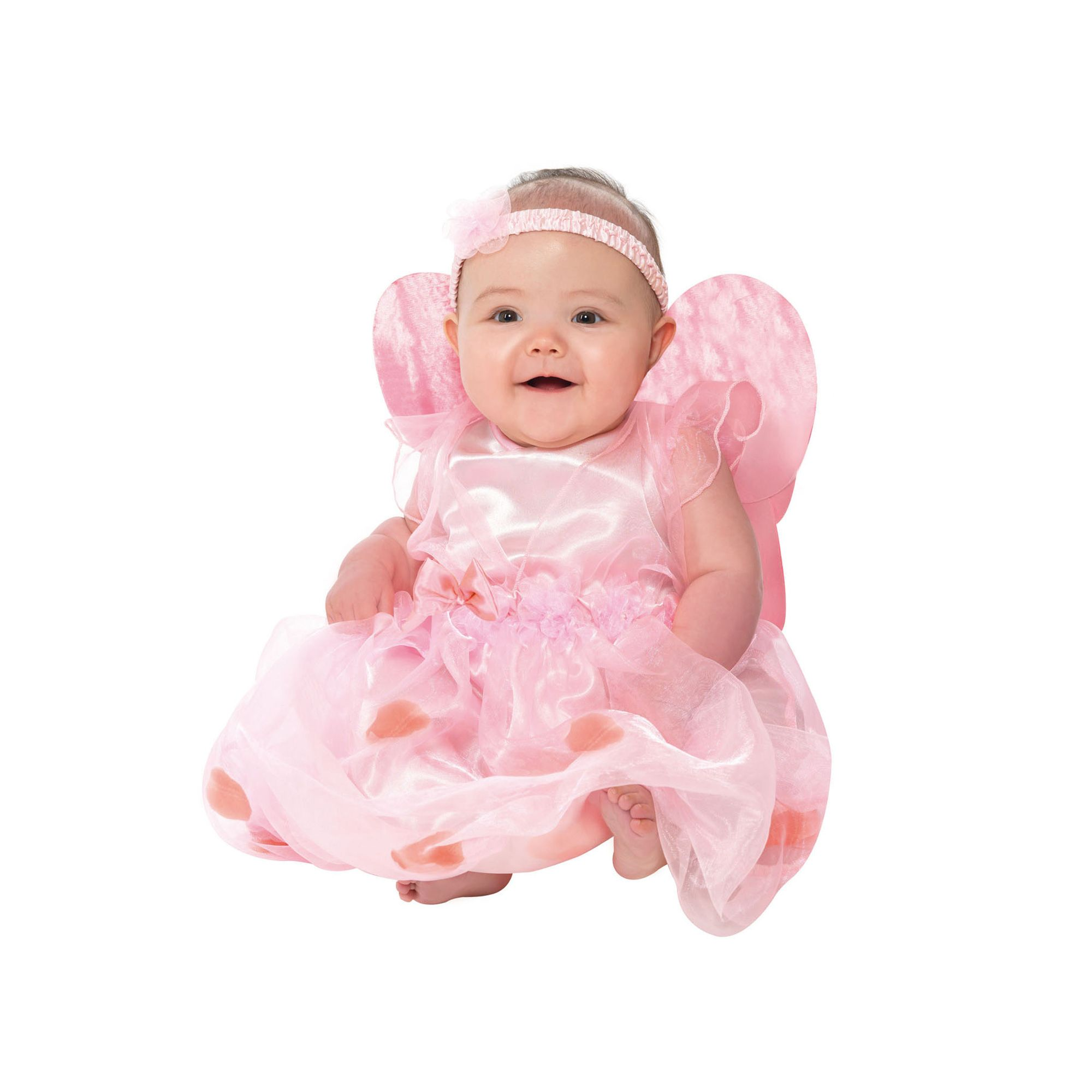 Hamleys Rose Fairy Dress 1-2 Years