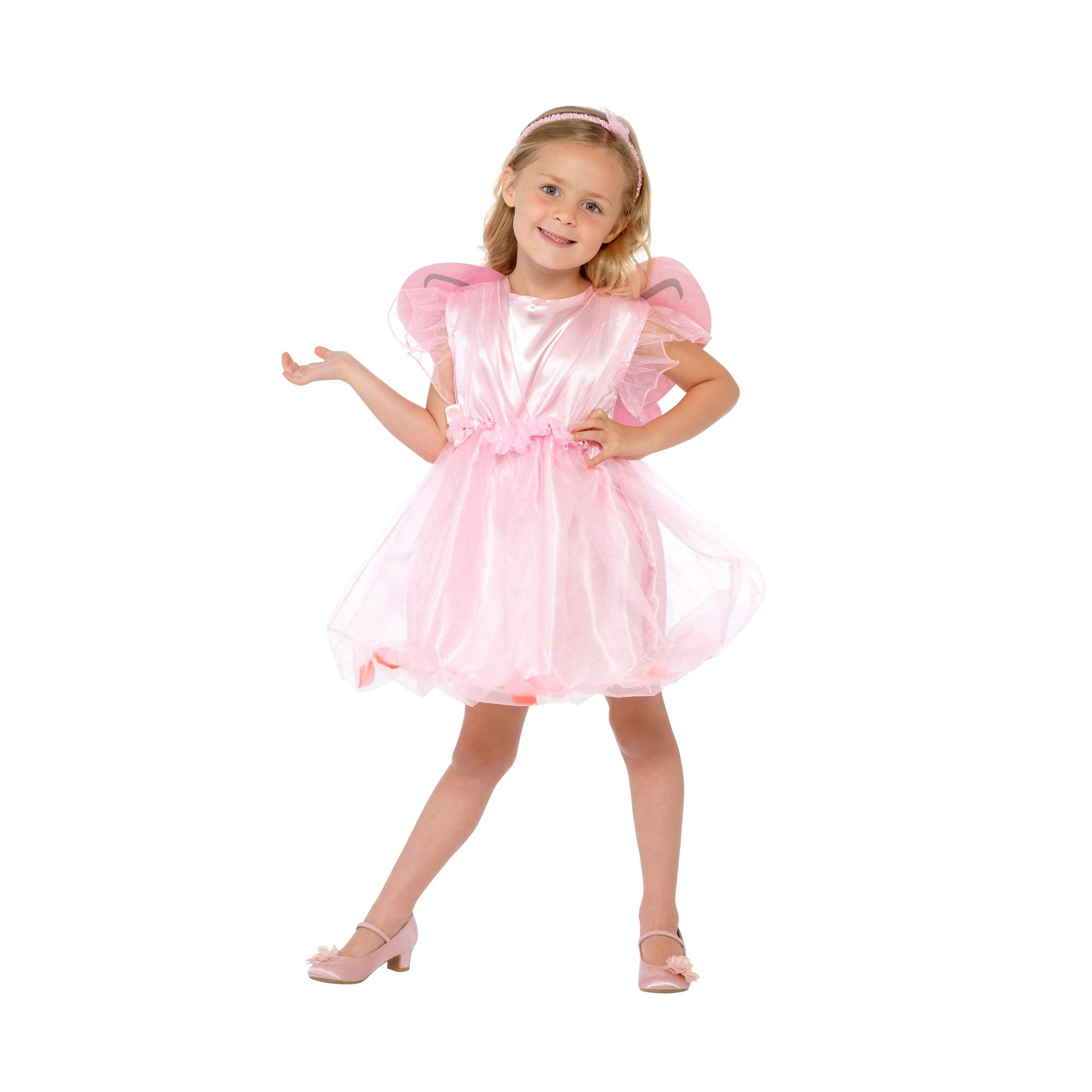 Hamleys Rose Fairy Dress 4-6 Years