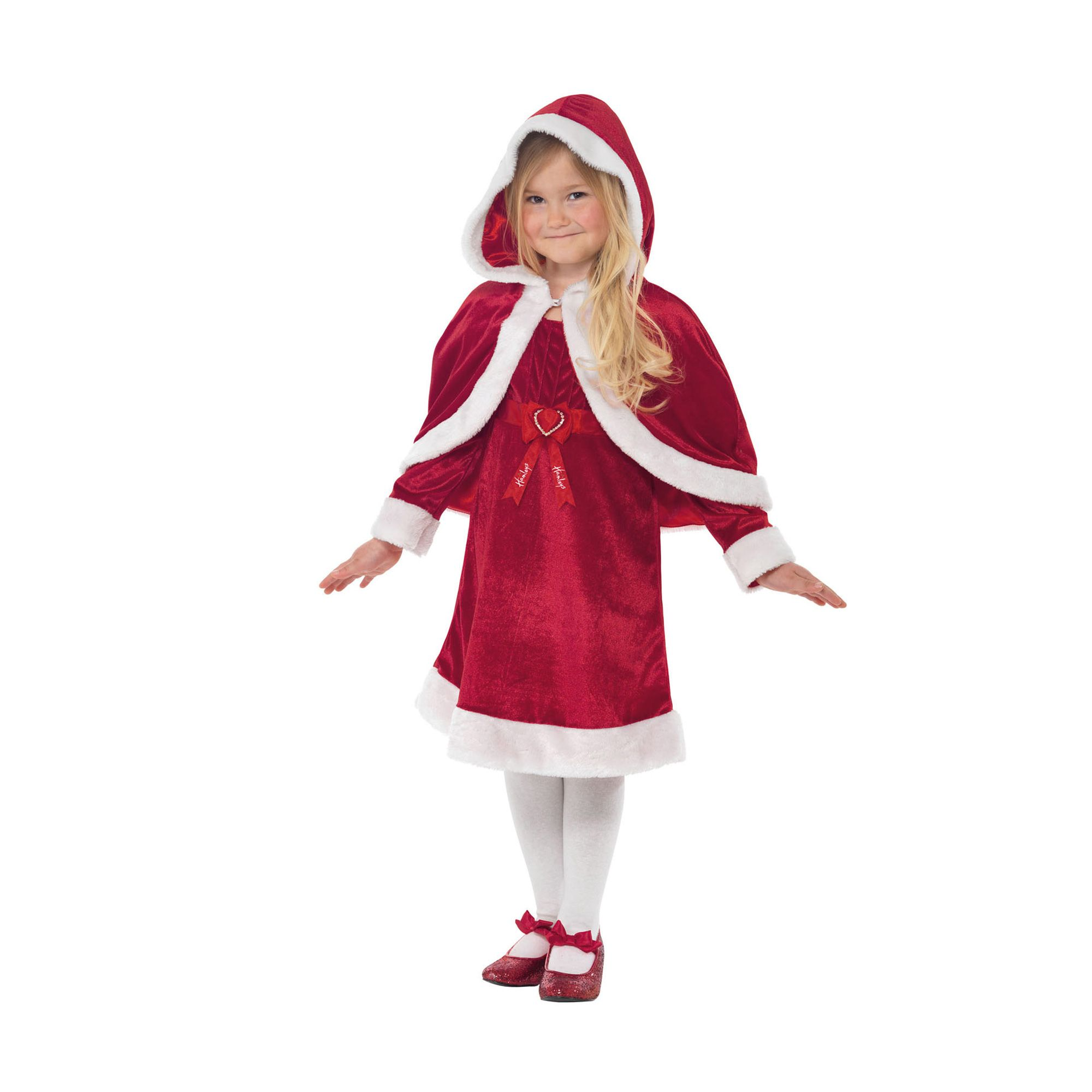 Hamleys White Christmas Dress 3-4 Years