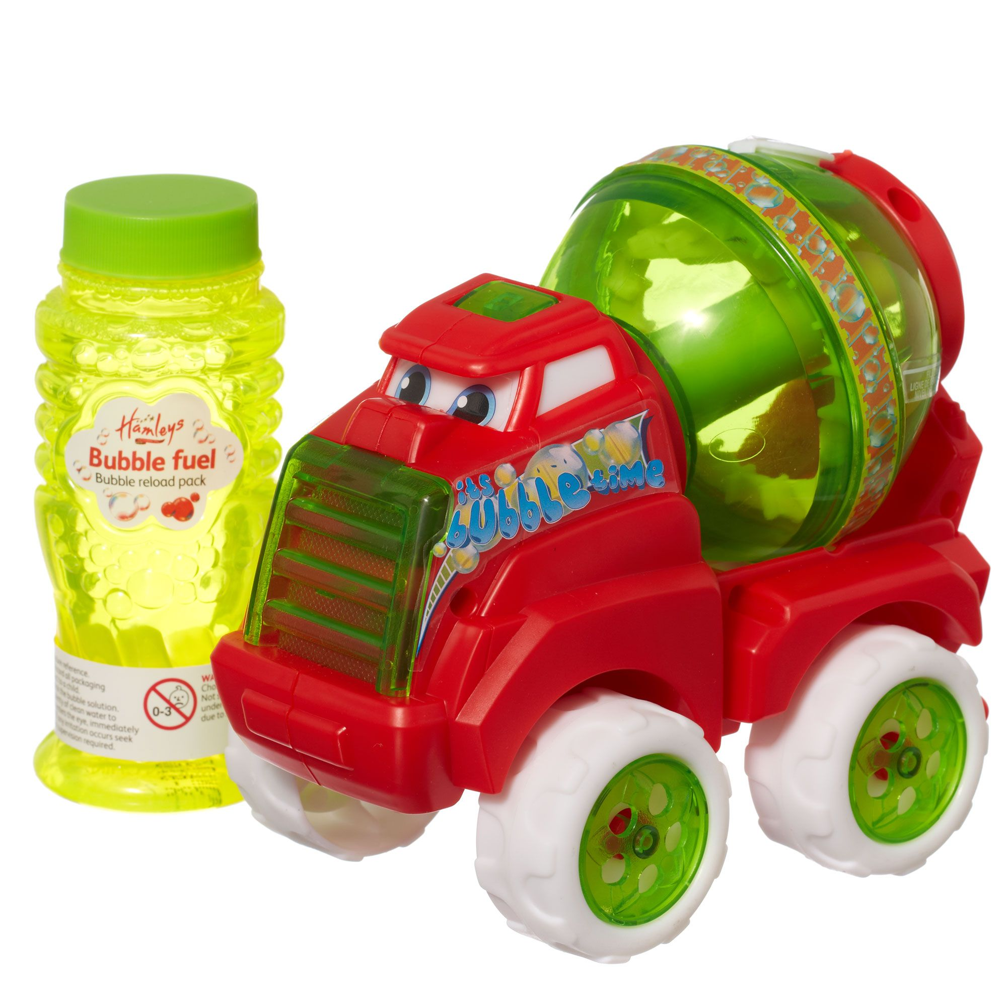 Hamleys Bubble Truck