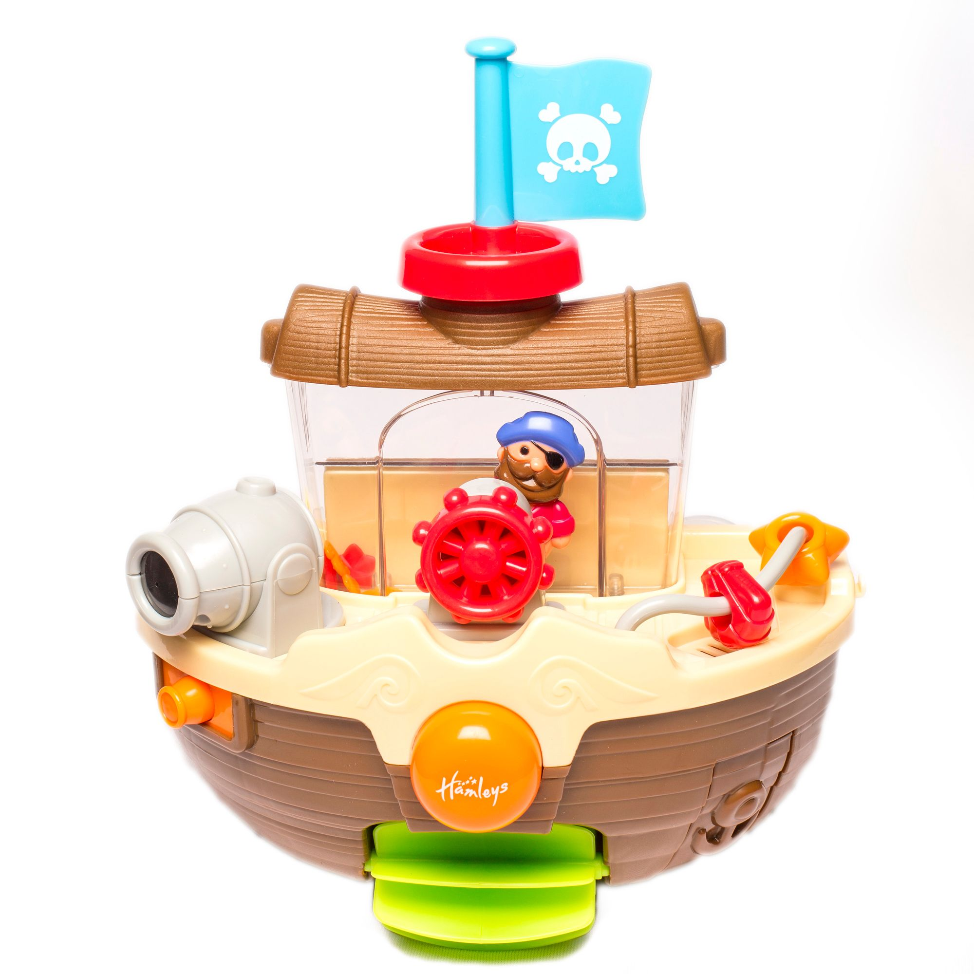 Hamleys Water Piracy Bath Toy