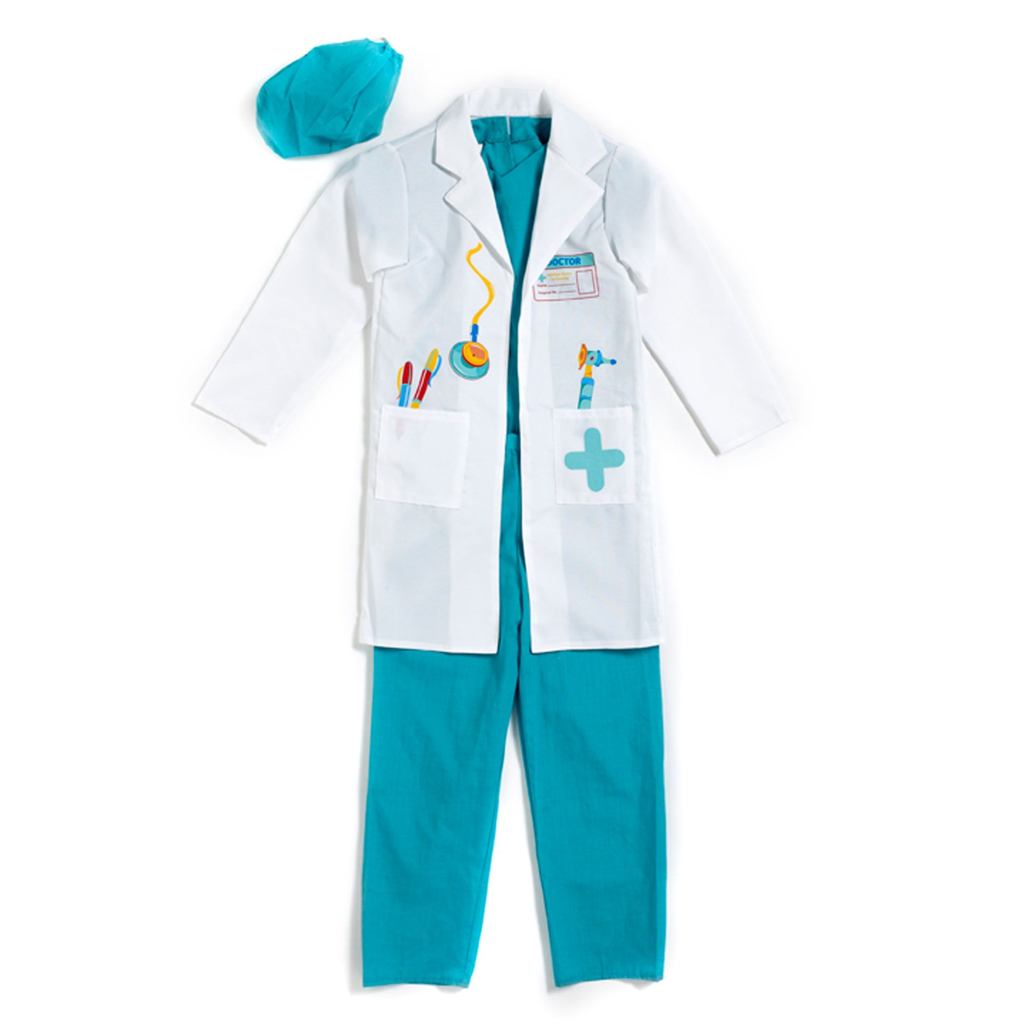 Doctor dress-up set