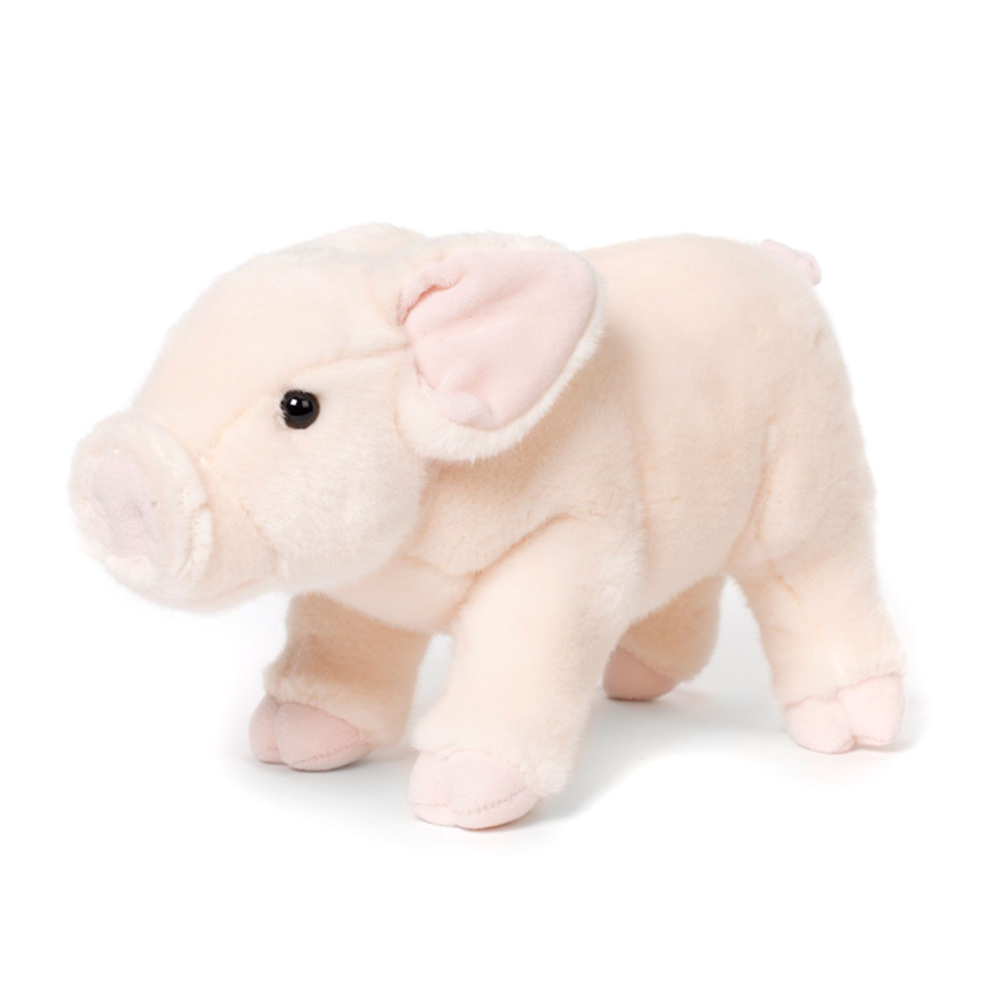 Curly soft pig toy 14 inch