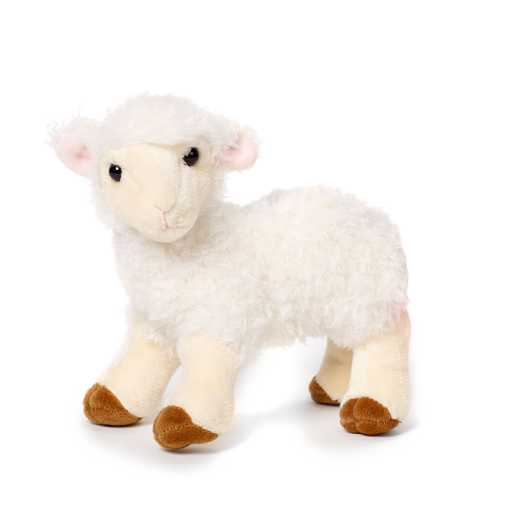 Larry soft lamb toy 7 inch