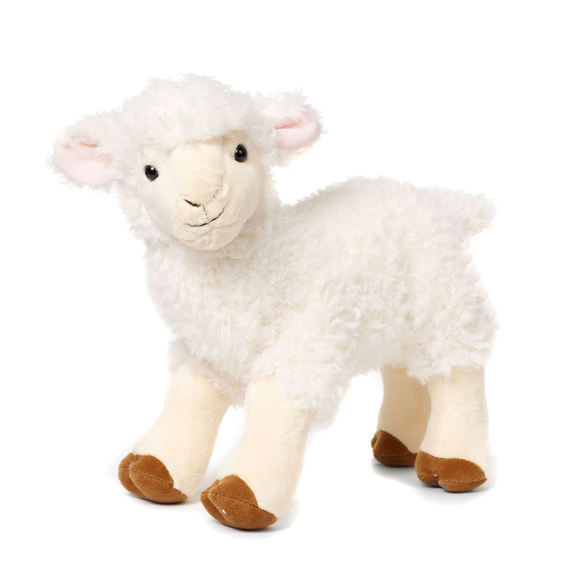 Minty soft lamb toy 14 inch