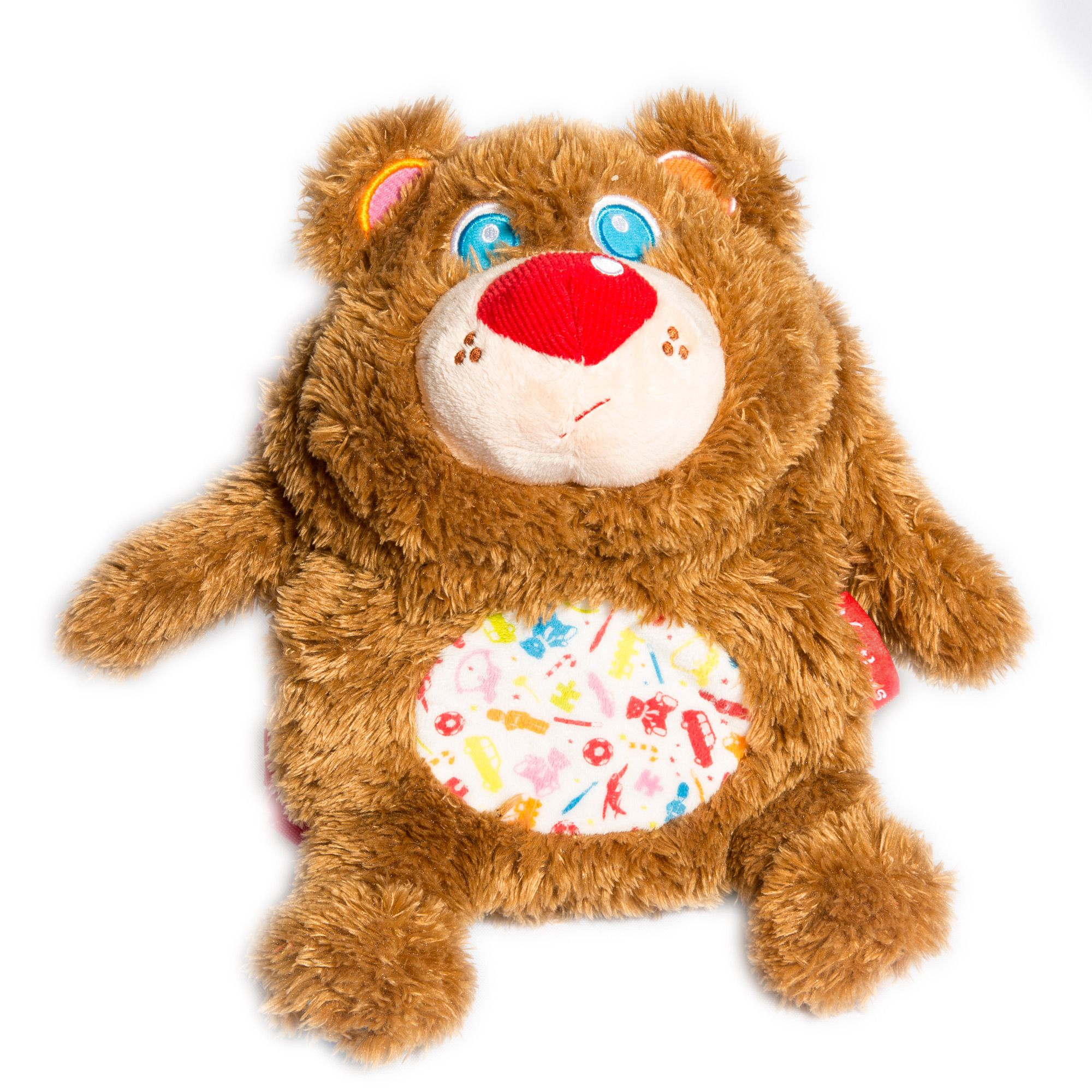 Image of Hamleys Grizzly Bear Rucksack