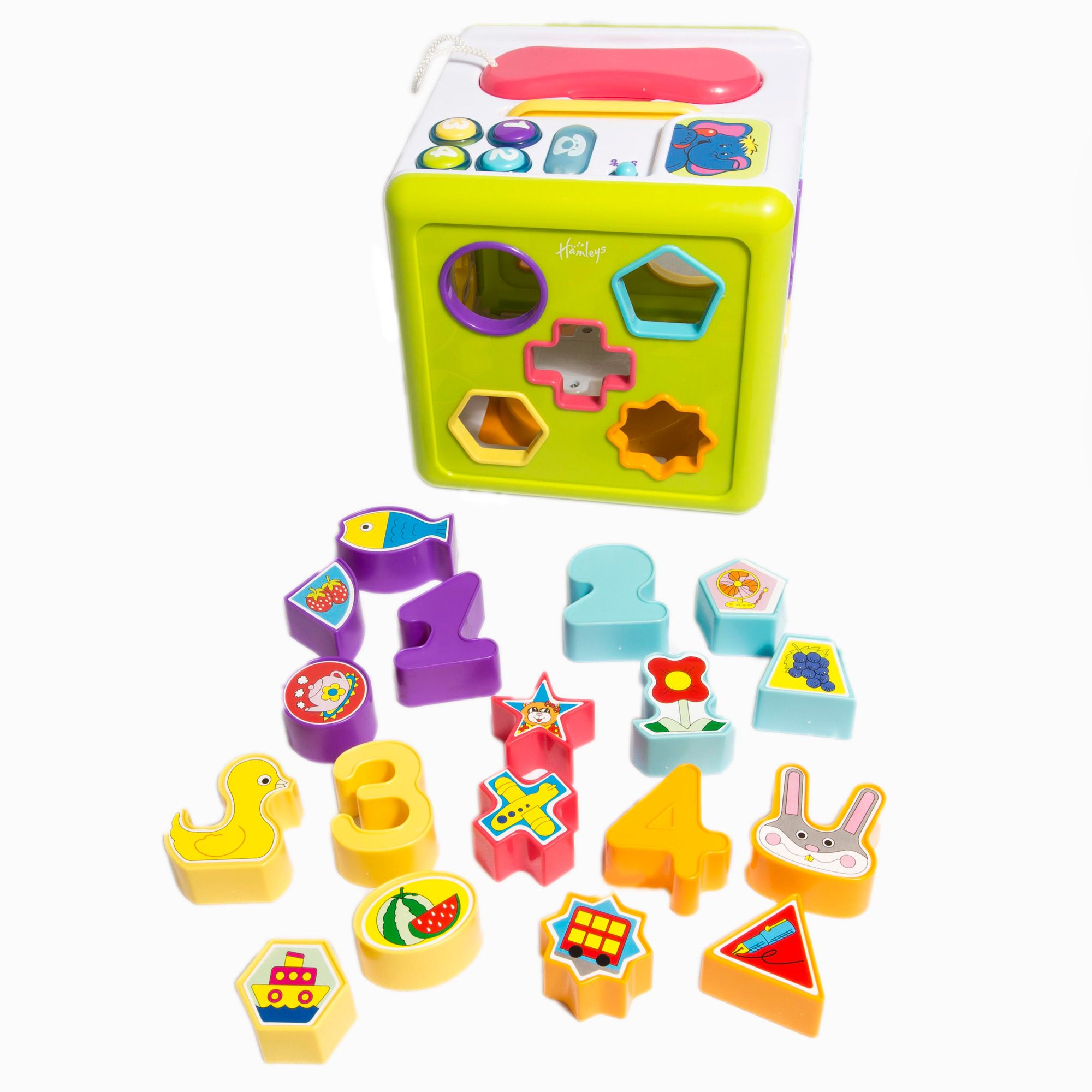 Hamleys Sound and Activity Cube