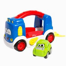 Hamleys Light and Sound Truck with Car
