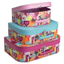 Luvley at Hamleys Nesting Carry Cases