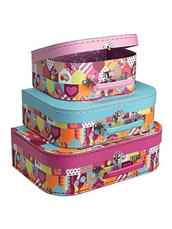Nesting Carry Cases