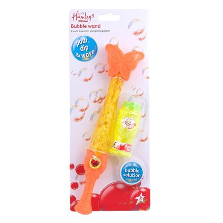 Hamleys Mini Bubble Wand
