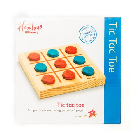 Hamleys Travel Tic Tac Toe