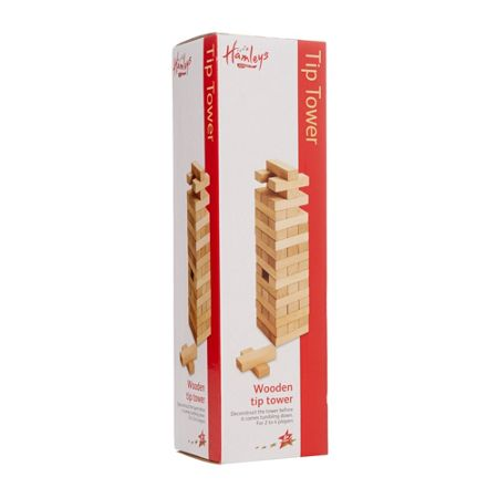 Hamleys Hamleys Wooden Tip Tower