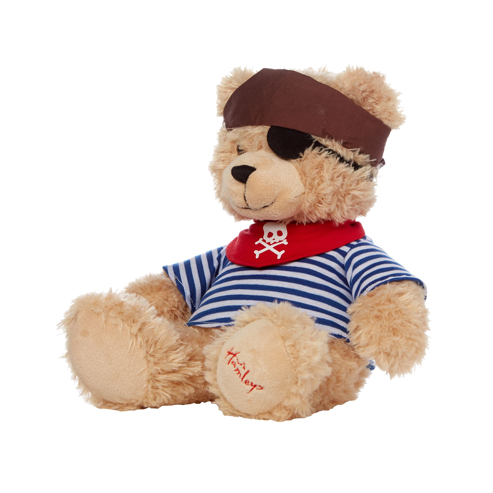 Hamleys Pirate Bear