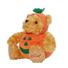 Hamleys Halloween Pumpkin Bear