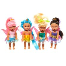Hamleys Doll & Puppy Play Set