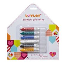 Luvley at Hamleys Bodytastic Pens