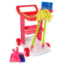 Hamleys Cleaning Set With Trolley