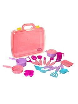 Pink Cooking Case