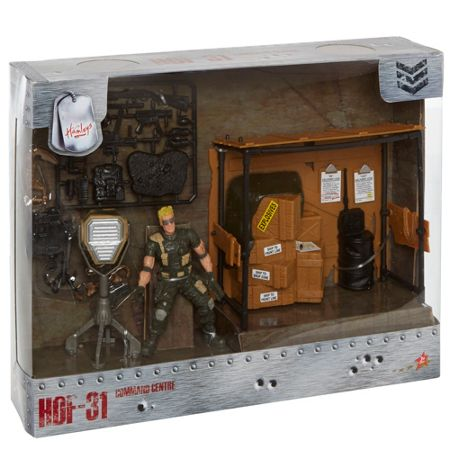 Hamleys Corps battle zone command