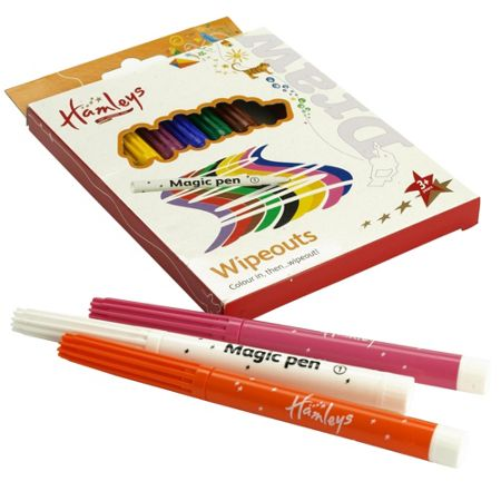 Hamleys Magic pens wipeout