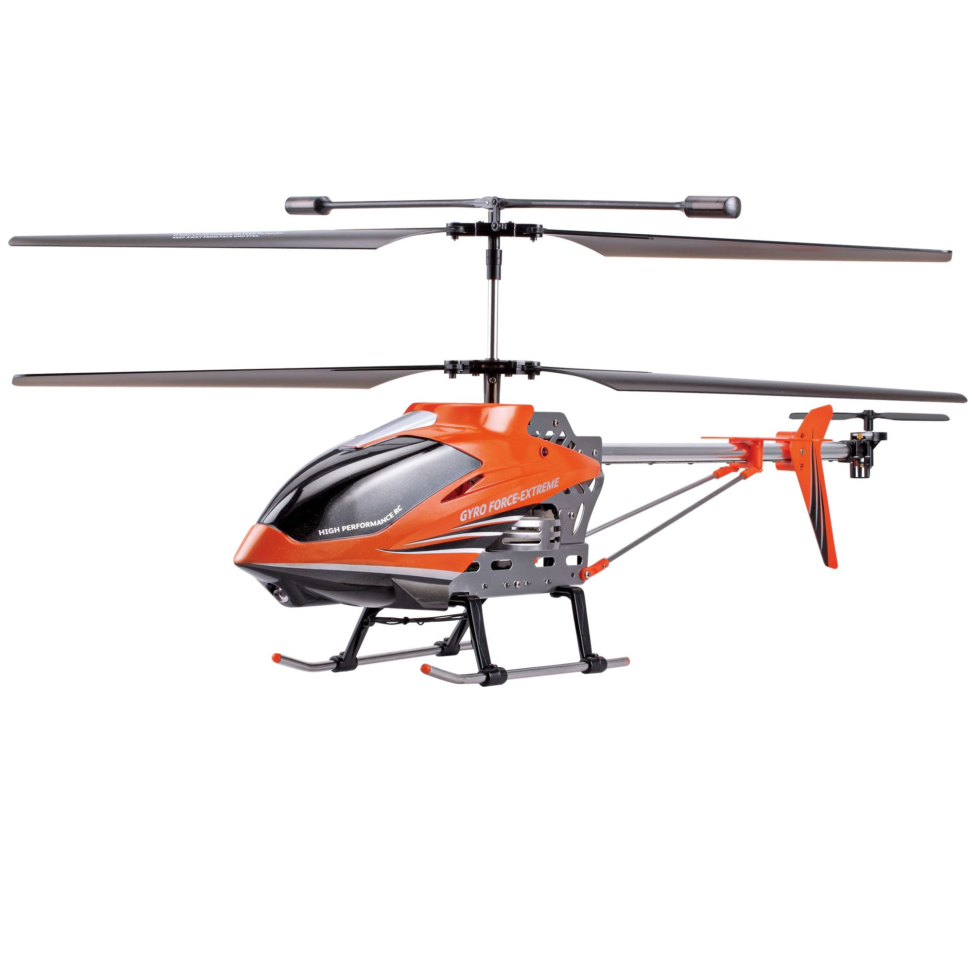 Hamleys RC Gyro Force Extreme Helicopter