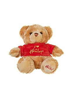 Hamleys I Love London Teddy Bear
