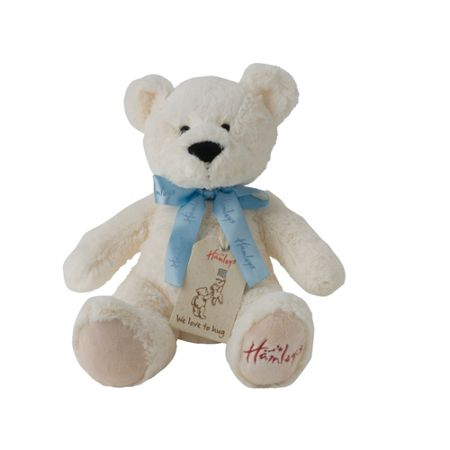 Hamleys Buttermilk teddy bear