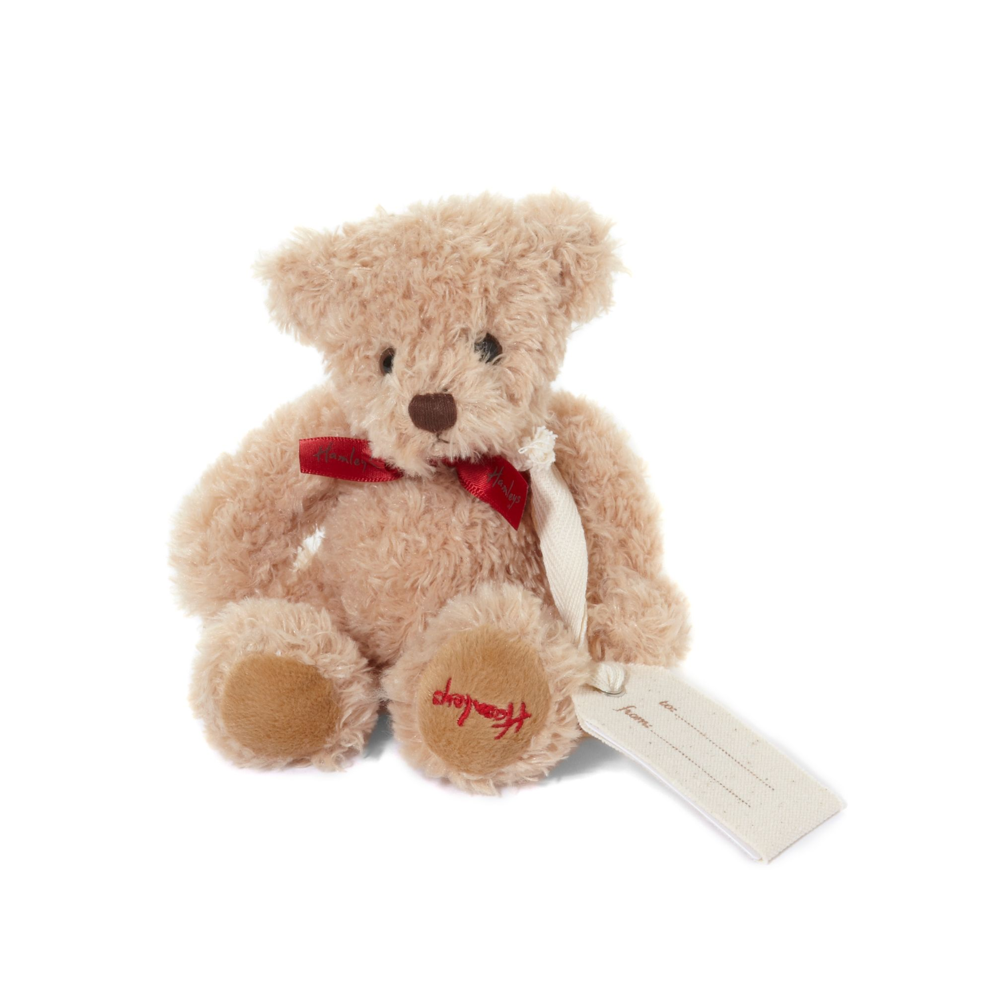 Wafer teddy bear 5 inch