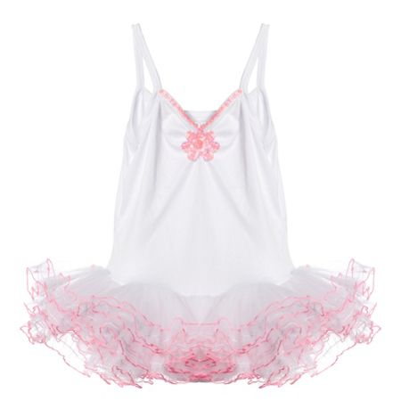 Hamleys Pretty White and Pink Tutu (age 6 - 8 years)