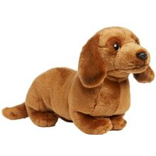 Dashund soft toy