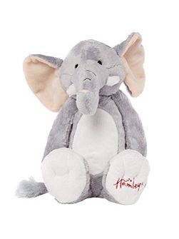 Hamleys Elephant Soft Toy
