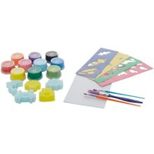 Water colour easel set