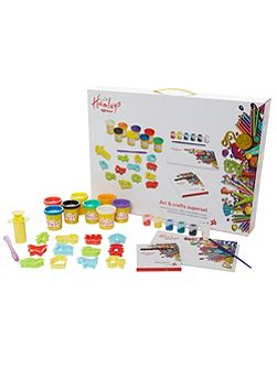 Arts & crafts super set