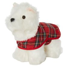 Hamleys 30cm tartan westie soft toy