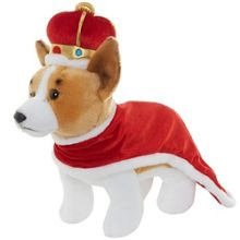30cm royal corgi soft toy
