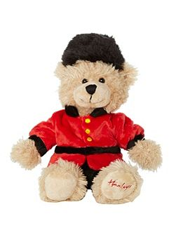 18cm guardsman bear